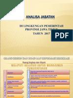Analisis Jabatan 2017