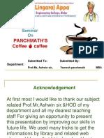 Coffee Cafe Presentation