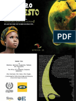 Africa 2.0 Manifesto