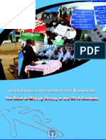 2010 Election Report in English