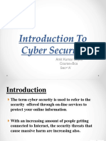introductiontocybersecurity-170619035107