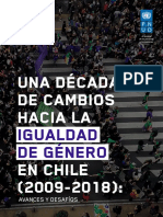 Undp Cl Genero Decada Cambios 2018 Final