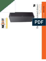 Nexxt Solutions Infrastructure Pcrsrskd42u Intallation Guide
