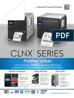 CLNX Series Datasheet