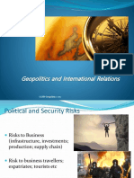Geopolitics IR_GGSB_2019_Political and Security Risk