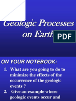 10. Geologic Processes on Earth