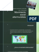 Movimiento Social Altermundista