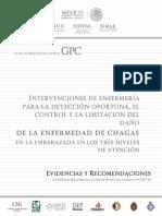Intervenciones de Enfermería de La Enfermedad de Chagas