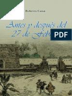 vol 291-Antes y despues del 27 febrero.Segunda Edicion. Roberto Cassa.pdf