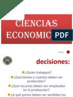 3 Qué Es Economía