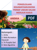 Neonatus, Anemia