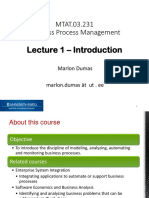It Lecture 1