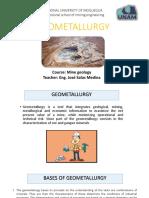 geometalugia (EXPOSICION DE GEOLOGIA ).pptx