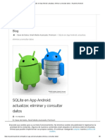 SQLite en App Android_ Actualizar, Eliminar y Consultar Datos – Academia Android