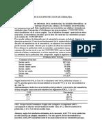 Ejercicios Proyeccion de Demanda.usm Concepcion 2019