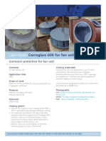 Protecting Fan Impellers and Casings