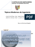 Topicos-Sesioìn 11 Gestioìn de Las Comunicaciones