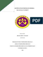 MAKALAH PENGANTAR TEKNOLOGI MINERAL.docx