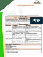PLANIFICACIÓN DE LA UNIDAD  SEGUNDO II.docx