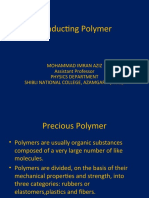 Conducting Polymer by imran aziz