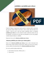 Alimentos prohibidos y permitidos para celiacos.docx