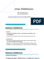02. Sistemas Telefonicos-U01_Introduccion a Sistemas Telefonicos