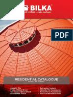Catalog Rezidential en Bilka