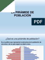 Piramide de Población