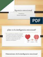 Inteligencia emocional (foro 2).pptx