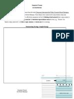 Summary Frames Worksheet
