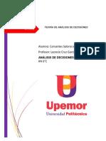 TEORÍA DE ANÁLISIS DE DECISIONES.docx