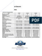 GE V228 Engines Catalog