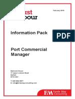 Belfast Harbour Info Pack