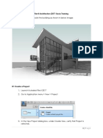 Revit Architecture Assignment