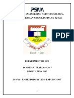 EC6711 ES LAB Manual Final (1)