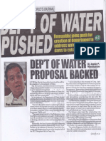 Peoples Journal, July 3, 2019, Dep't of water pushed Romualdez joins push for creation of dept to address water shortage minidams to catch rain proposed.pdf