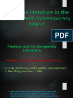 philippine literature in the postwar and contemporary period.pptx