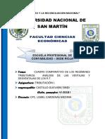 CUADRO COMPARATIVO DE LOS REGIMENES TRIBUTARIOS.docx