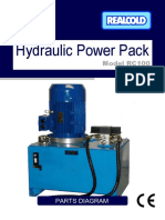 Hydraulic Powerpack Summary