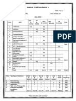 Class XII Sample Papers