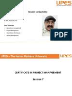 CPM 7-17.02.18 Project Procurement