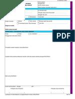 Form Transfer Antar Rs Mini Edu