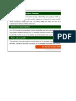 Sales Analysis Sample