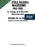 Ricardo.de.La.cierva.jesuitas.iglesia.y.marxismo