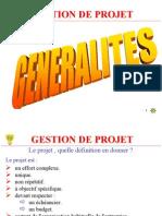Gestion Projets Crash Course