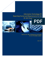 Information Technology (IT) Management Report Format Example