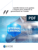 Controle Interne Et La Gestion Des Risques en Tunisie
