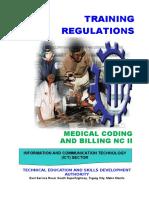 TR Medical Coding and Billing NC II