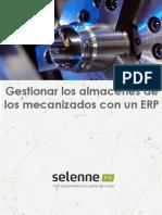 Gestionar los almacenes con ERP para Mecanizados