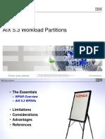 2012-10 AIX 5.3 WPARS Oct 2012